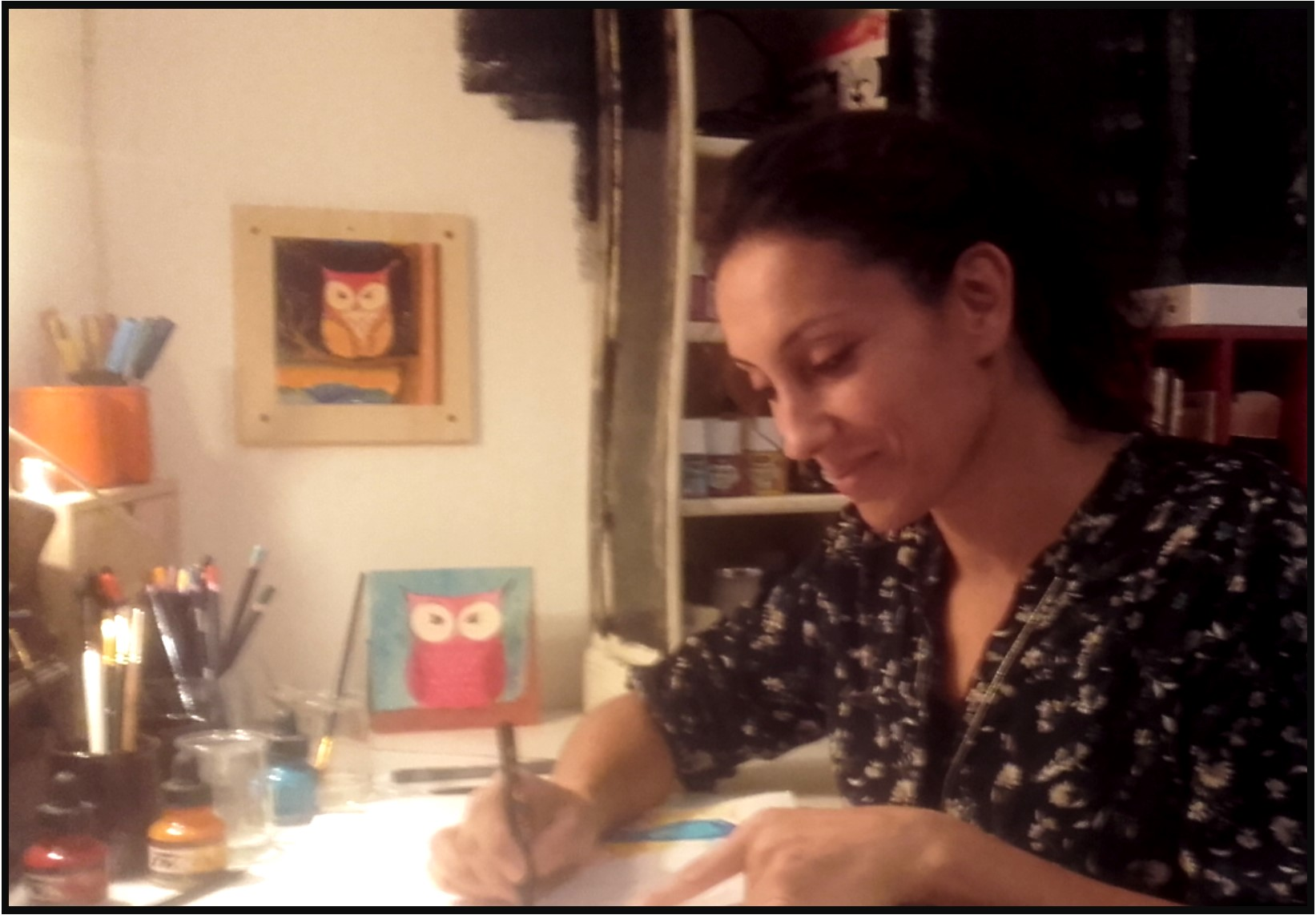 Alexandra Guibert Artiste Auteure