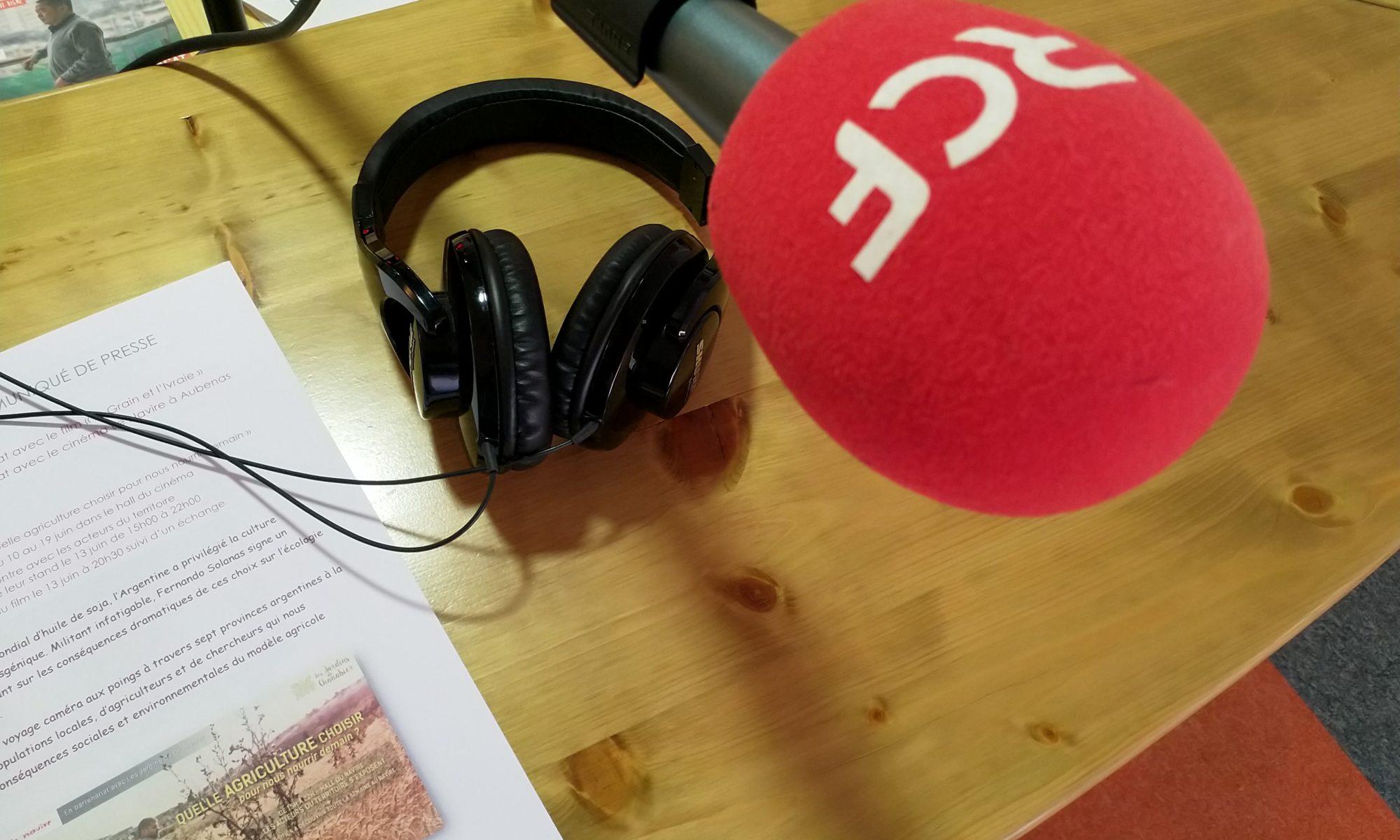 Radio RCF